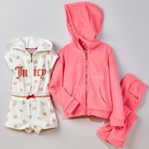 As Low as $13.97Juicy Couture Baby & Girls Sale @ Hautelook