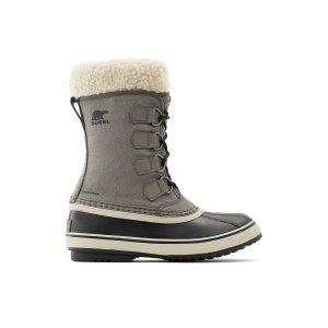 Sorel毛绒雪地靴