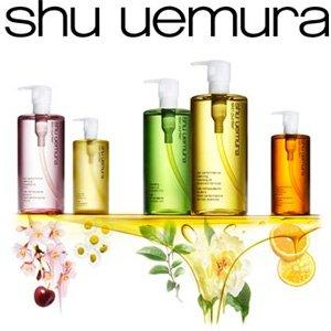 8折 + 享4件好礼 收超好用的洁面油Shu Uemura官网 全场商品满额享优惠
