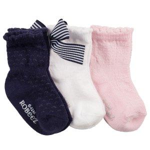 Robeez婴儿袜子3双