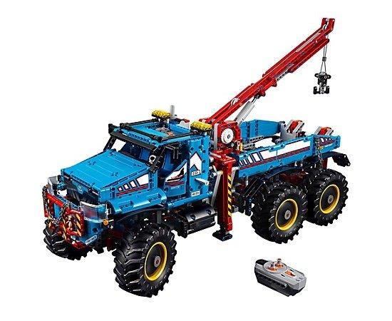 Technic™系列 6x6 All Terrain 拖车- 42070