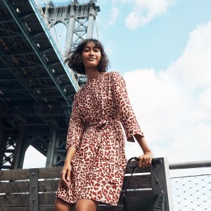 门槛降低:H&M 全场男装女装折上折特卖 新品也参加 收艺兴刘雯同款