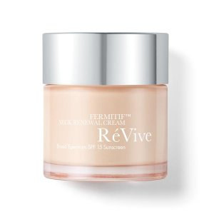 Fermitif Neck Renewal Cream | SPF 15 Sunscreen | RéVive Skincare