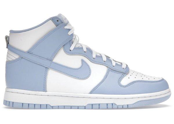 Nike Dunk High Aluminum 女鞋