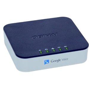 $54.99(原价$74.99)Obihai OBI202 VoIP 网络电话适配器(带2接口路由器)