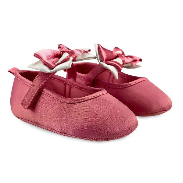 Minnie Mouse 婴儿软底鞋