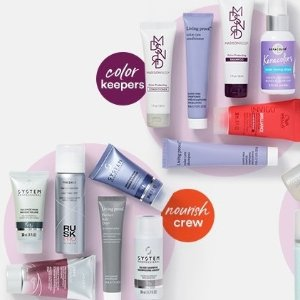 Today Only: GWPwith any $40 online hair purchase @ ULTA Beauty