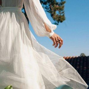 8折 £47起收长裙Other Stories 精选美裙夏日特卖 穿起美美的小裙子迎接夏天