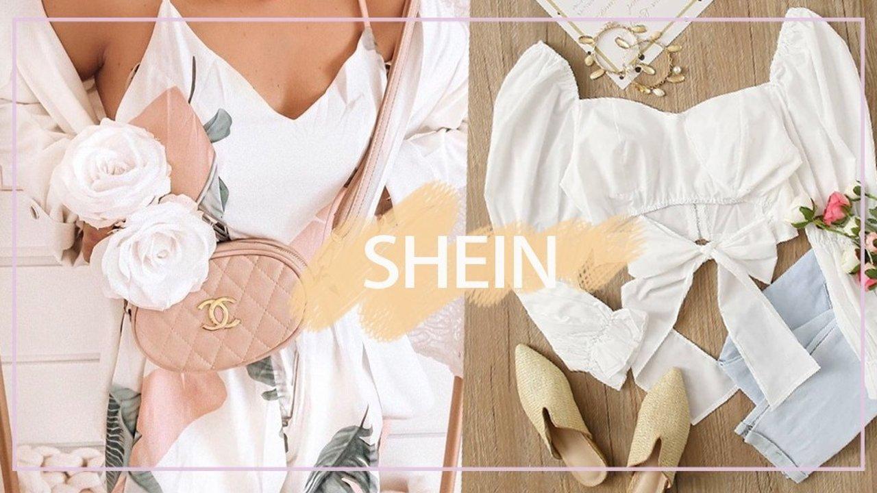 SHEIN欧美时尚美衣︱平价穿搭来袭,甜辣女孩必备,承包你的夏日衣柜!