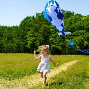折后€8.99起 收获满满乐趣儿童风筝专场热卖 走出家门放飞心情 远离电子产品