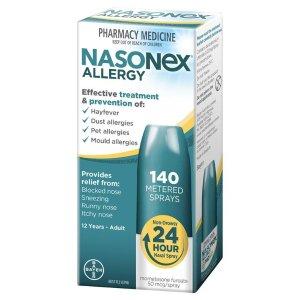 Nasonex 24h鼻炎喷雾 140喷