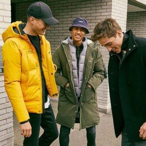 低至3折 €47收格纹大衣Jack & Jones 年末大促 冬季外套、卫衣、冲锋衣 男装一网打尽
