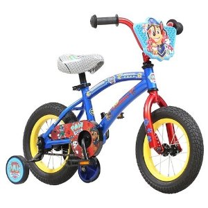 $59.99(原价$79.99)12吋汪汪队立大功图案儿童自行车