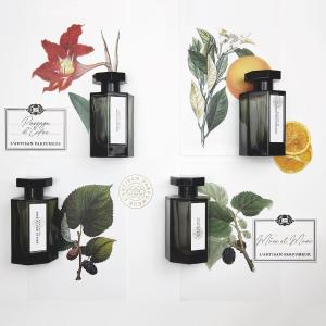 $99 沙龙香的教科书L'artisan阿蒂仙 香氛4件套 含阿瓦德沉香、精致黑咖啡
