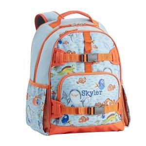 Pottery Barn KidsMackenzie Disney and Pixar <em>Finding Nemo</em> Glow-in-the-dark Backpacks