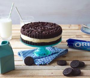 $2.77(原价$3.99)Oreo 双层奶油夹心巧克力饼干