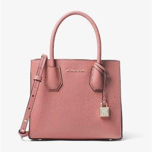 40482fef42d1 Michael Kors Mercer Leather Crossbody. Handbags. Michael KorsMercer Leather  Crossbody
