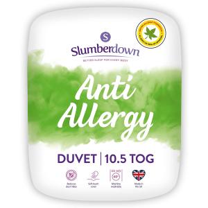双人抗敏被€29 薄厚适中Slumberdown 被芯 多尺寸多厚度可选 性价比好物