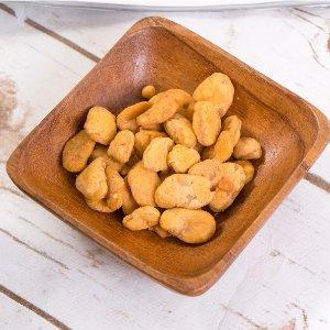 亚米网 蟹黄蚕豆、蜂蜜芥末杏仁等零食热卖