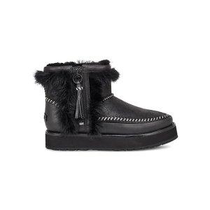 UGG羊皮毛绒靴