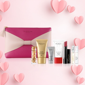 Last Day: 25% off Sitewide any $150 purchase + 8 gifts of love (a $108+ value)  @ Elizabeth Arden