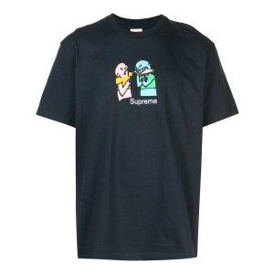 Supreme男士T恤