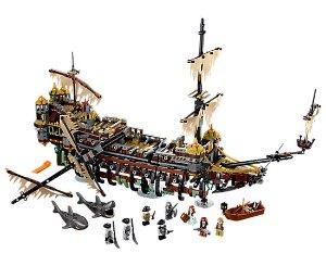 Silent Mary - 71042   Disney™   LEGO Shop