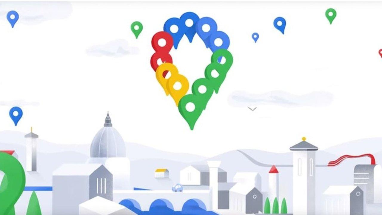 Google Maps全新改版!谷歌地图15周年,一贴看懂新界面新功能!
