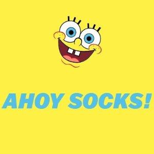 同款的袜子 双倍的快乐上新:Happy Socks X 海绵宝宝联名款正式发售 收萌趣袜子礼盒