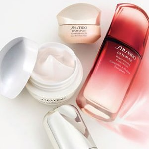 15% Offwith Shiseido Purchase @ Lord & Taylor