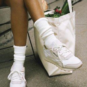 2件8折 3件7折!€35收小白鞋Reebok 情人节大促 网红博主也爱 收Club C复古小白鞋等