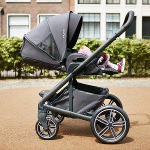 6折起 包邮Nordstrom 童车、汽车座椅、餐椅周年庆促销 有Nuna、Stokke、Bugboo