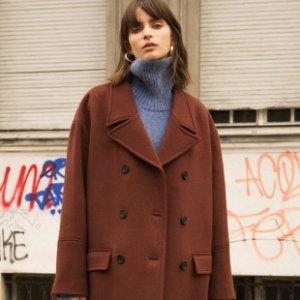 低至3折 卫衣$63收Andersson Bell精选美衣闪购 入超美焦糖色大衣