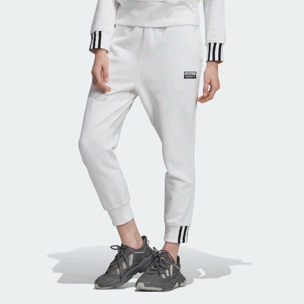 白色运动裤