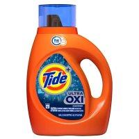 Tide Ultra Oxi 洗衣液 37盎司