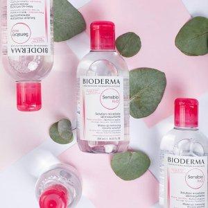 独家7.5折 €10即可收Bioderma 贝德玛热促 王牌卸妆粉水 便宜大碗 温和舒缓又养肤