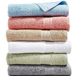 Black Friday Sale Live: Sunham Soft Spun Cotton Bath Towel Collection