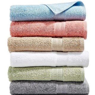 小方巾仅$1 大浴巾$2.99Sunham 百分百纯棉浴巾毛巾促销 多色可选