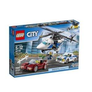 LEGO City系列 高速追捕