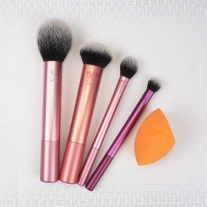 Real Technique 美妆刷套装大放价 新手必须拥有的彩妆工具
