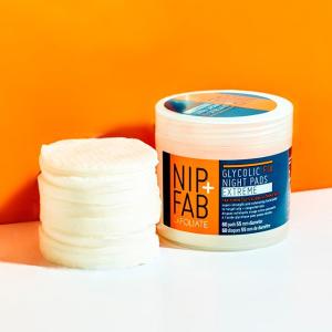 线上低至6折NIP+FAB 英国小众医美级护肤闪促 鸡蛋清一样的皮肤就靠它