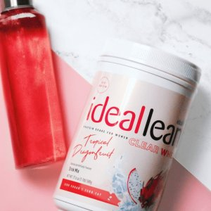 IdealLeanIdealFit Clear Whey Protein - 20 Servings