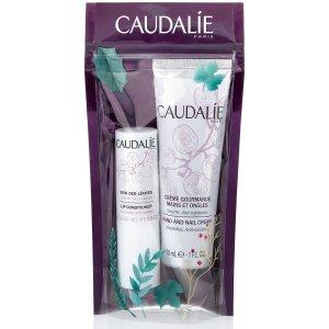 Caudalie(Worth £9.5)护手霜+唇膏套组