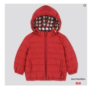 As low as $3.9Uniqlo Baby & Toddler New Markdowns