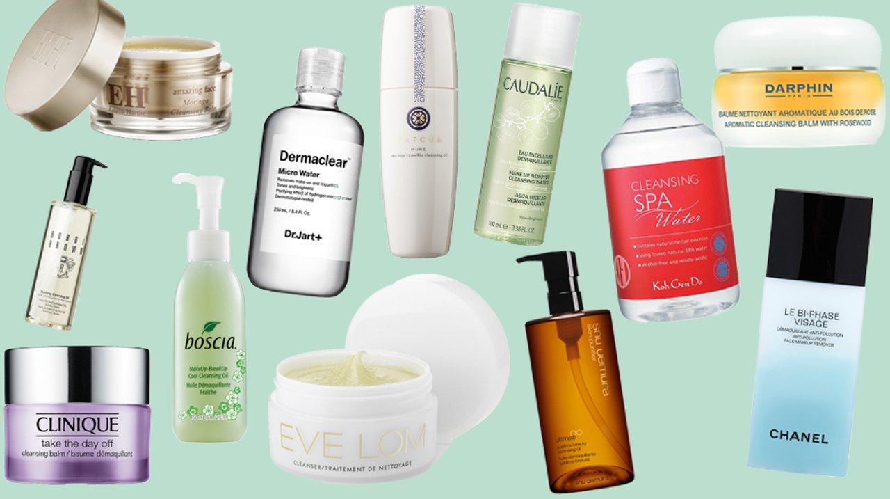 再懒也好好好卸妆!30款口碑极高的卸妆产品给你选!