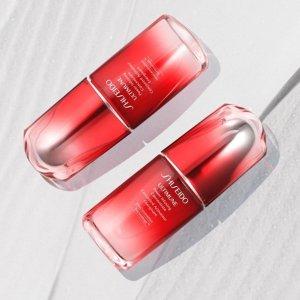 限时折扣+额外95折+全球直邮Shiseido 资生堂 红腰子100ml仅比50ml多€23 多买50ml!