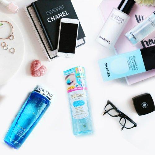 【清洁无刺激】香奈儿、曼丹、Lancome卸妆水