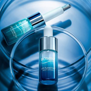 BiothermLife Plankton ™ Anti-Aging Hyaluronic Acid Ampoules | Biotherm