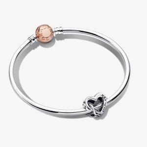PandoraMy Whole Heart Bangle Gift Set