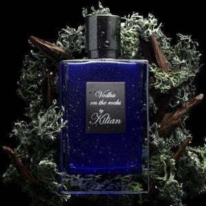 满送2支小样 或满送Q香Kilian Paris 全场香氛美妆产品热卖 收超火雕花口红